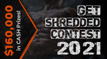 Get Shredded Project 2021